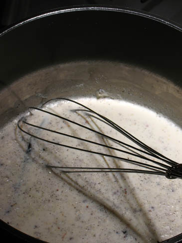 Creme Anglaise (Vanilla Sauce) or Ice Cream Base – Zoe Bakes