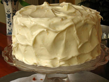The Ultimate Carrot Cake with Cream Cheese Frosting how to