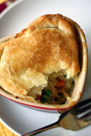 in puff pastry chicken pot pie with puff chicken pot pie with pastry ...