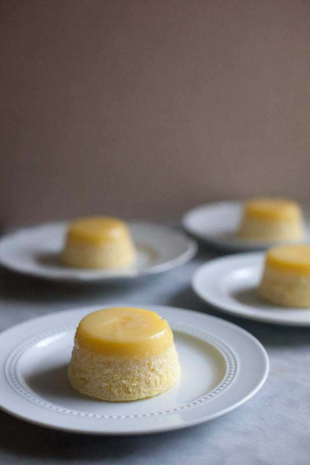 Meyer Lemon Pudding Cake | ZoeBakes (3 of 3)