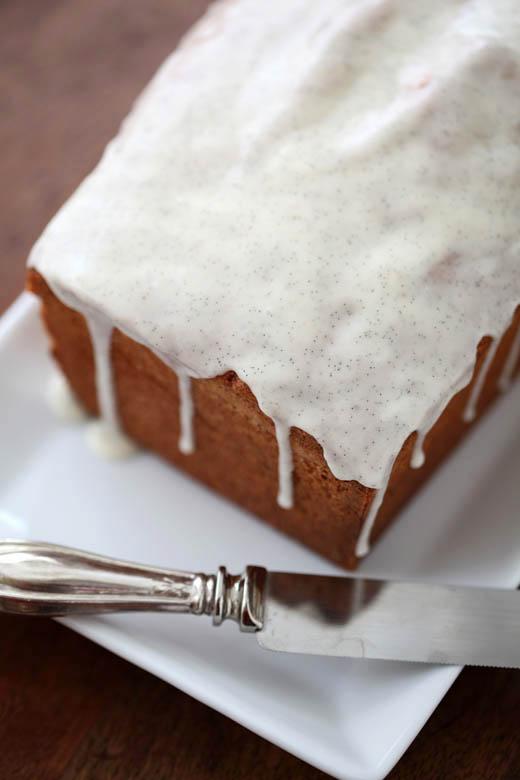 Vanilla Bean Pound Cake – Zoe Bakes