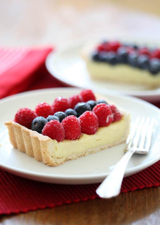 recipe: raspberry and white chocolate tart recipe [13]