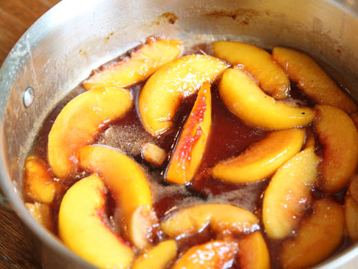 ... be a mealy peach maple vanilla peaches roasted peach maple syrup