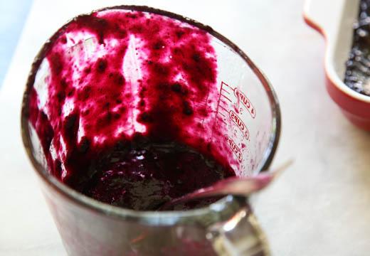 Blueberry Bars recipe | photo by Zoë François