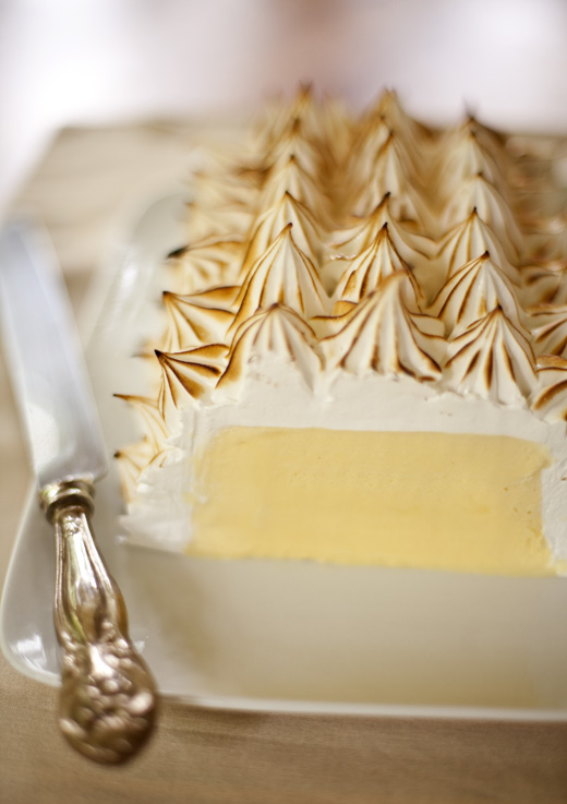 Passion Fruit Baked Alaska (Best Creamsicle Ever!) – Zoe Bakes