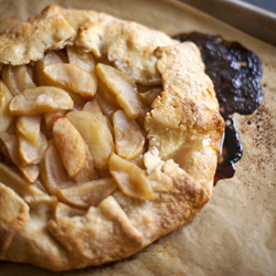 Thumbnail image for Apple Galette – Pie without a Dish