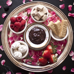 Thumbnail image for Chocolate Fondue (No Special Pot Required)