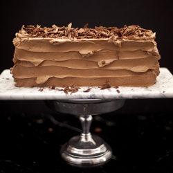 Thumbnail image for 7 Layer Cake for Passover (Matzo Sponge Cake with Poppyseed Buttercream)