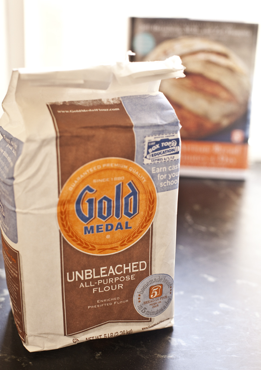 New Book, My name on the Gold Medal Flour Bag (crazy) and ...