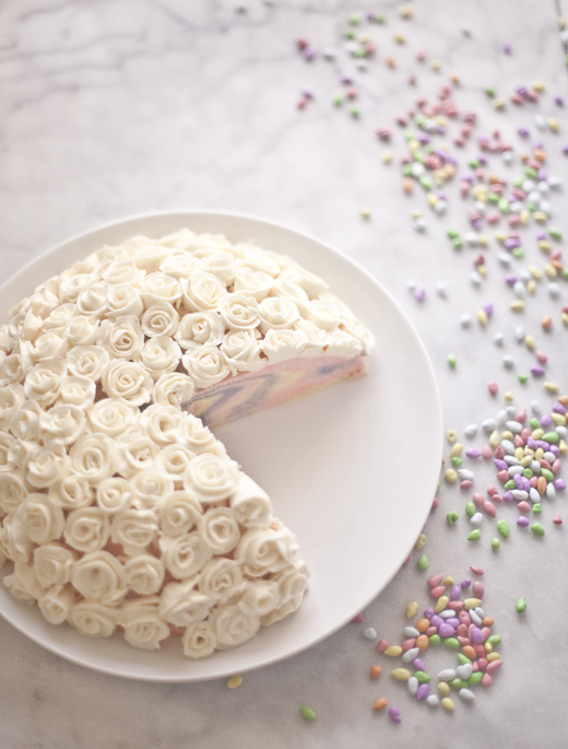 Easter Cheesecake | ZoeBakes