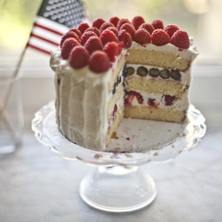 Post image for 4th of July Cakes