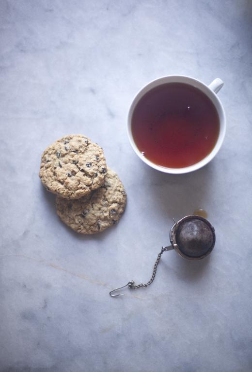 gluten-free oatmeal cookies | ZoeBakes 06