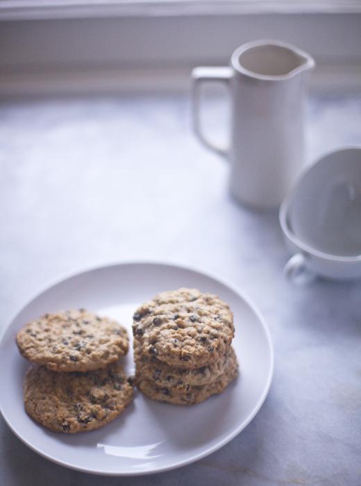 gluten-free oatmeal cookies | ZoeBakes 15a