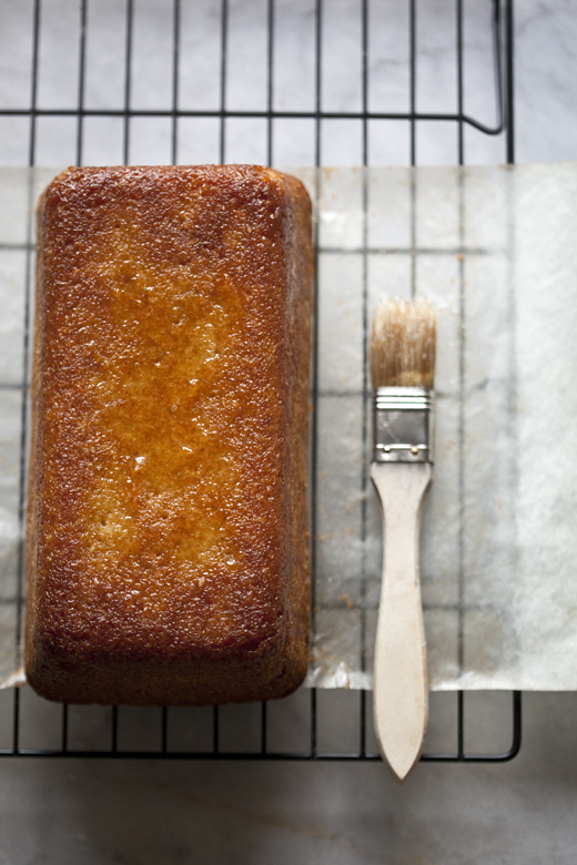 Grapefruit Pound Cake 7 | ZoeBakes