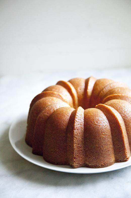 Lemon Pound Cake | ZoeBakes 04