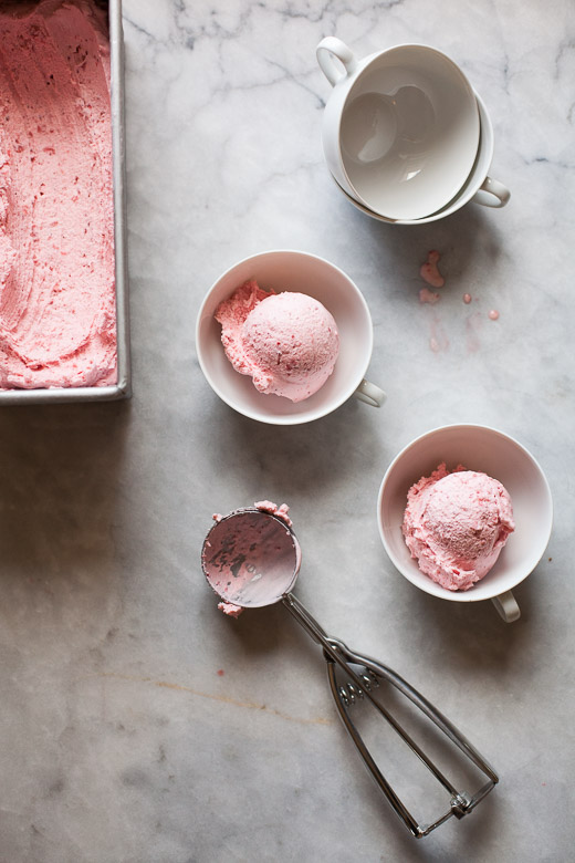 Strawberry Ice Cream | ZoeBakes (2 of 10)