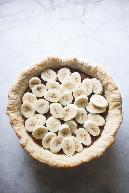 Banoffee Pie | ZoeBakes (6 of 7)