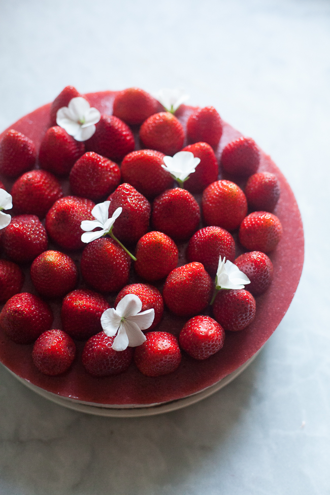 no bake strawberry cheesecake (8 of 4)
