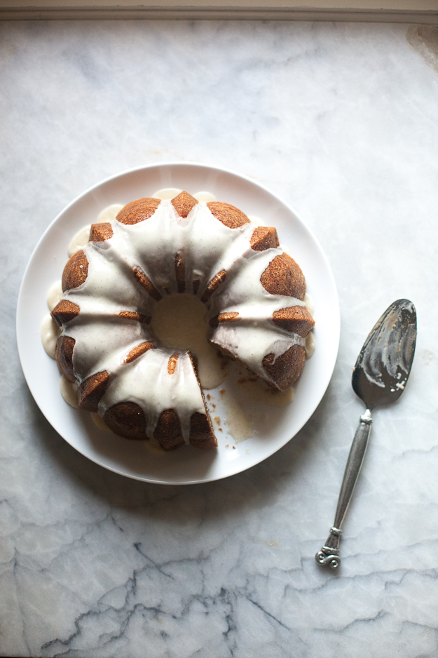 Apple Honey Cake | ZoeBakes (3 of 18)