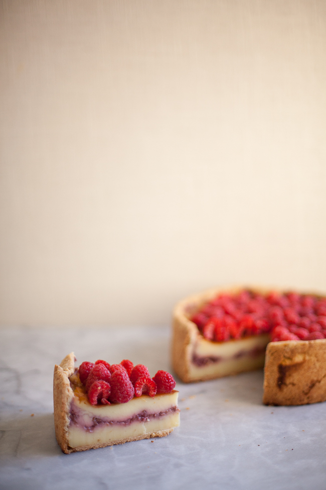 Raspberry Custard Tart | Zoe Francois(3 of 6)