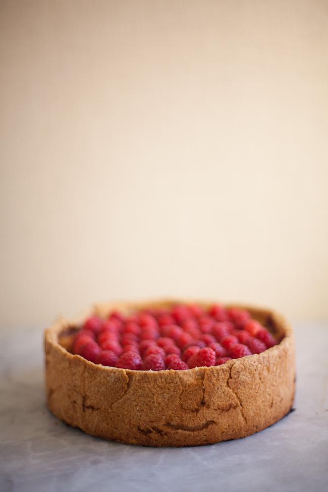 Raspberry Custard Tart | Zoe Francois(5 of 6)