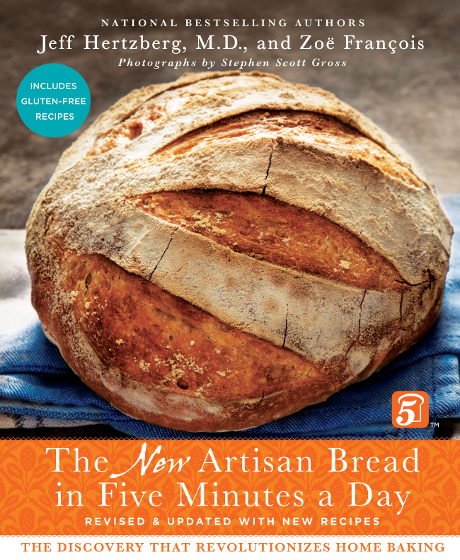 The New Artisan Bread in Five Minutes a Day