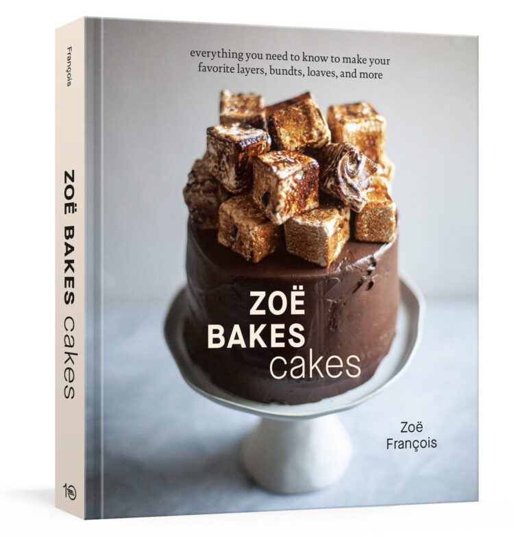 Zoë Bakes Cake, Zoë François's cookbook all about cakes.